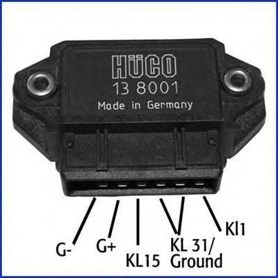 Коммутатор системы зажигания HITACHI 138001