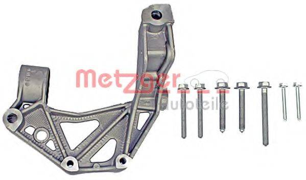 Поворотный кулак METZGER 58081101